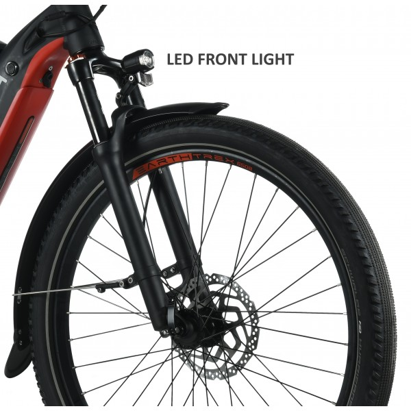 Earth T Rex Mixie Electric Bike Front Light 600x600
