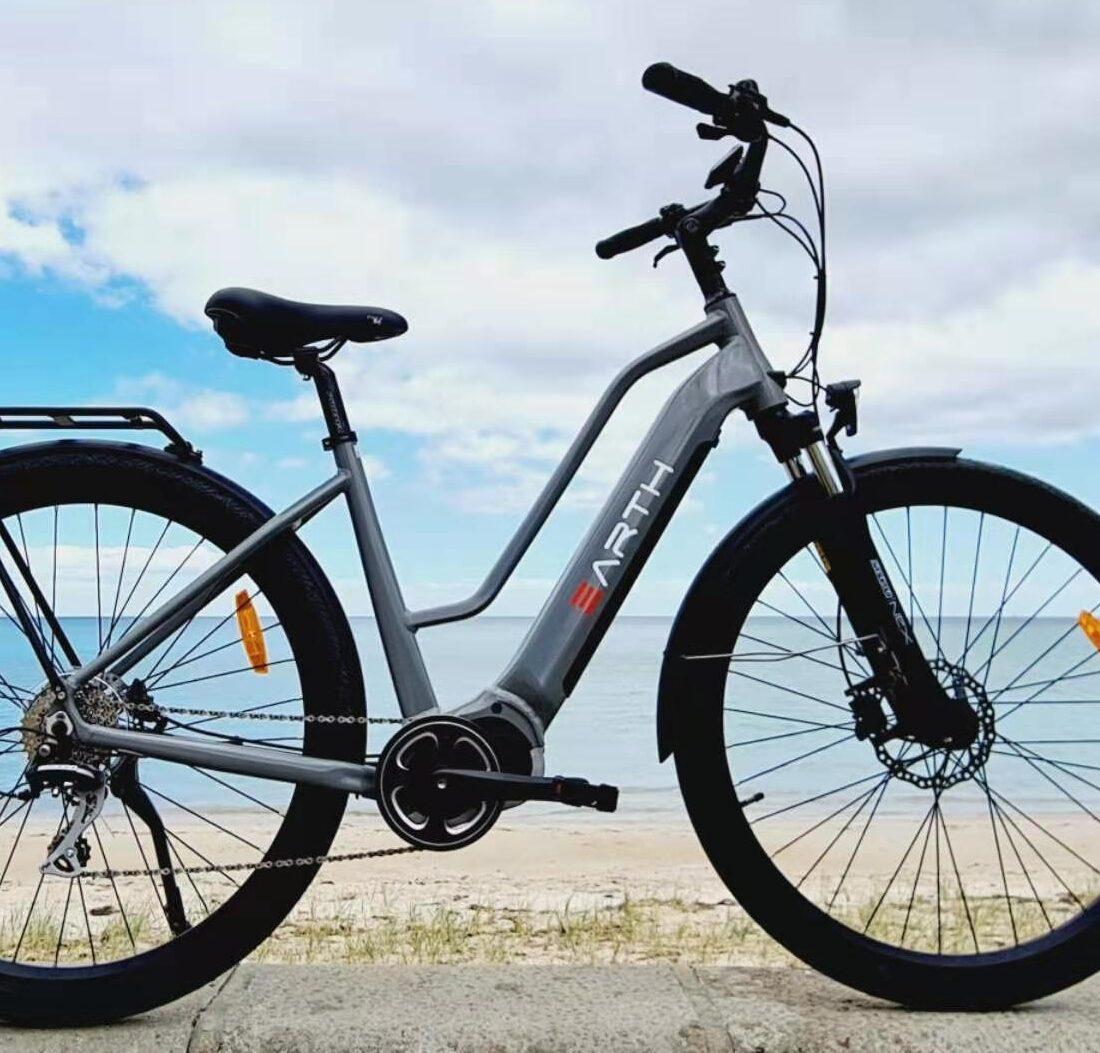 Earth Prime Ui 6 Electric Bike